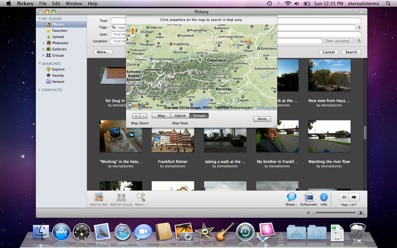 foto flickr mac