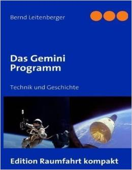 The Gemini Program Book Cover