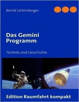 The Gemini Program Book Cover
