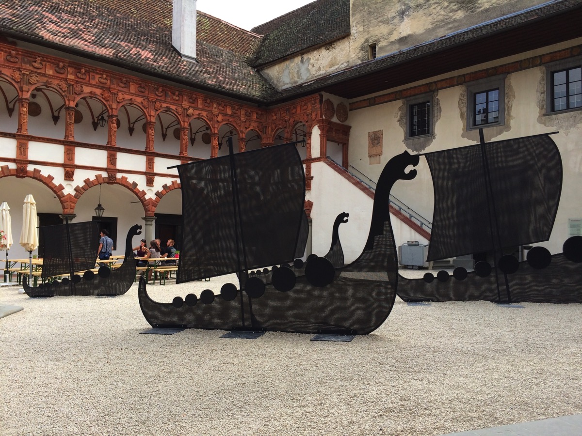 Schallaburg, Viking Exhibition