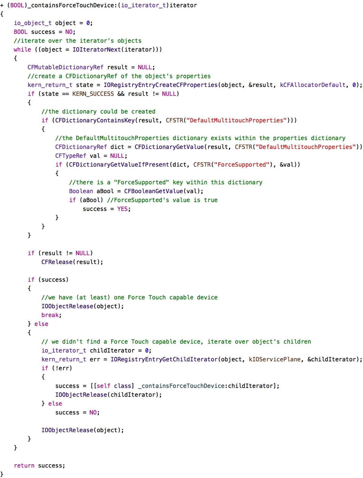 Code Listing #2