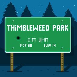 Thimbleweed Park App Icon
