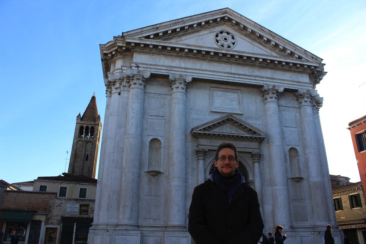 Venice, San Barnaba